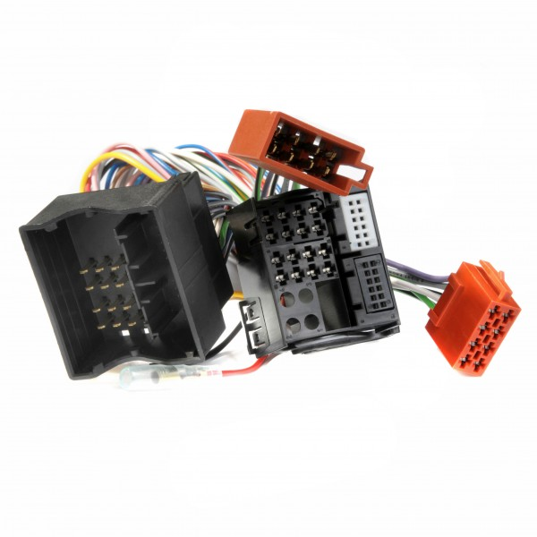 AD-0123C | ISO2CAR Radio-Adapter | für Peugeot & Andere