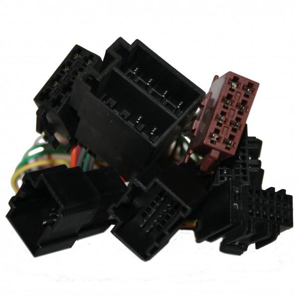 AD-0139 | ISO2CAR Radio-Adapter | für Chevrolet (Daewoo)