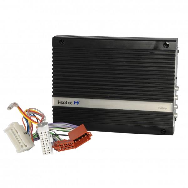 i-soamp 4 Verstärker + AD-0145 Radio-Adapter
