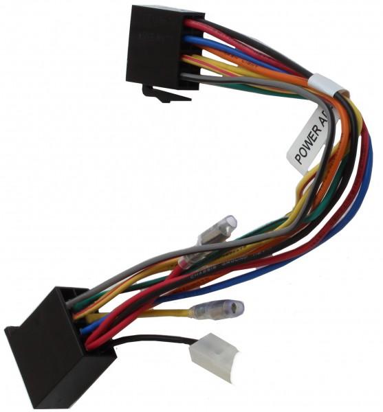 ISO-Strom-Adapter | Zubehör
