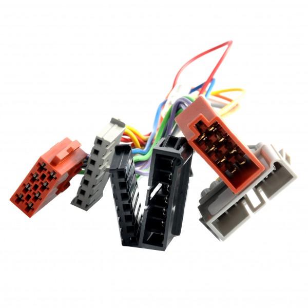 AD101  | ISO2CAR Radio-Adapter | für Chrysler und Andere