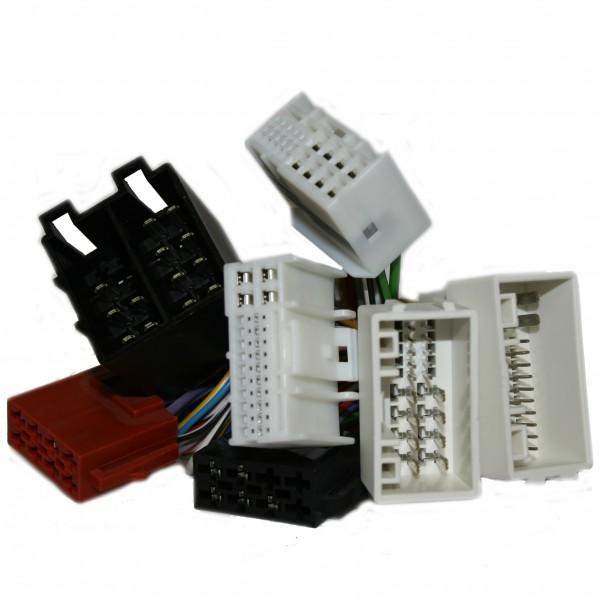AD-0144 | ISO2CAR Radio Adapter | für Hyundai u.a.
