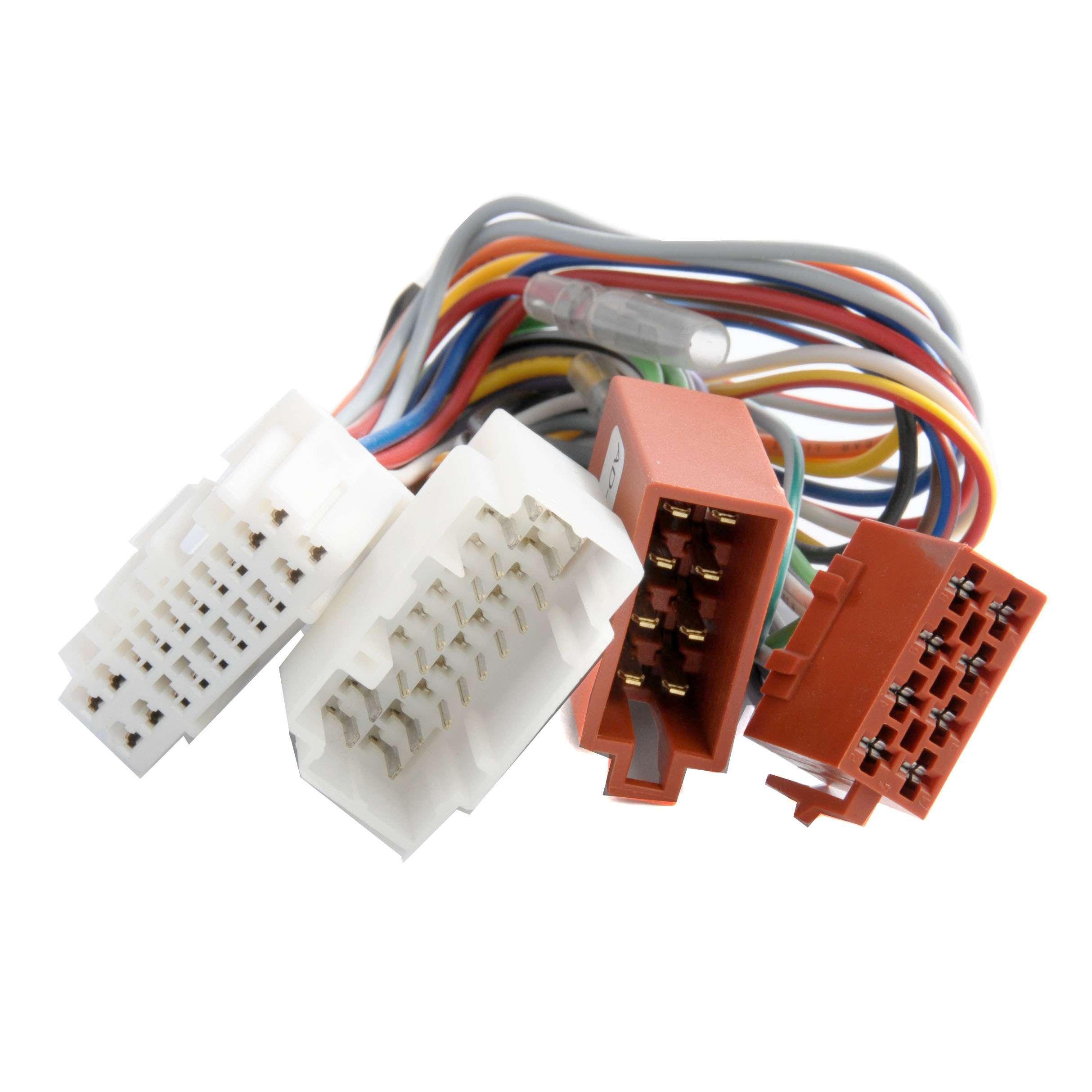 Amazing Agila Iso2Car Radio Adapter T Kabelsatz I Sotec Wiring Digital Resources Funapmognl