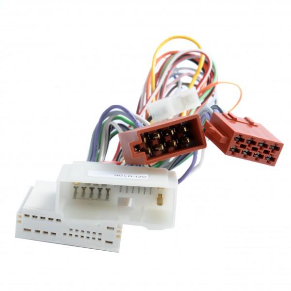 AD-0106 | ISO2CAR Radio-Adapter | für Ford