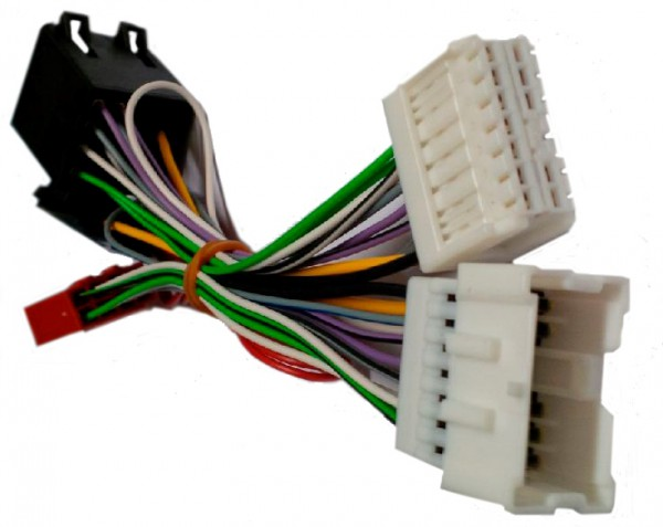 AD-0145 | ISO2CAR Radio-Adapter | für Renault & Andere