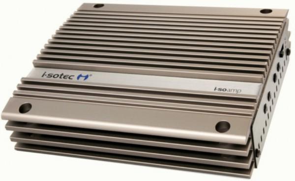 i-soamp 4DS | Digital Verstärker 400 Watt | für Opel & Andere