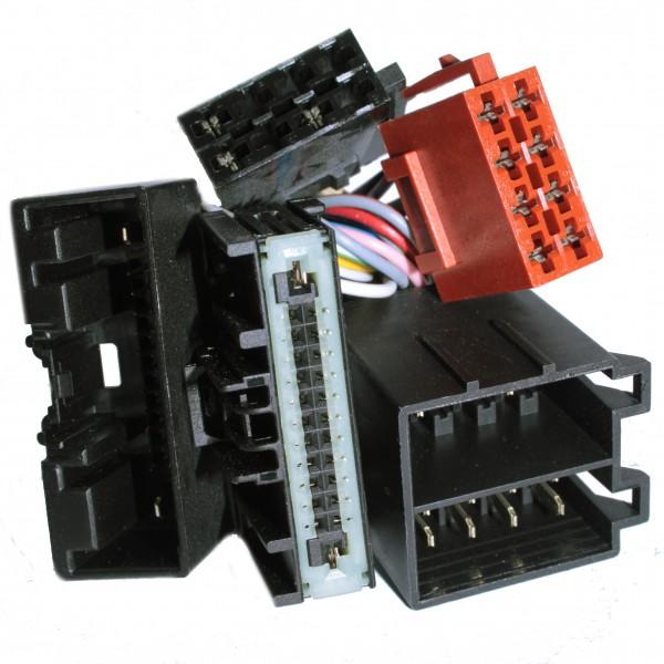 AD-0143 | ISO2CAR Radio Adapter | für Ford u.a.