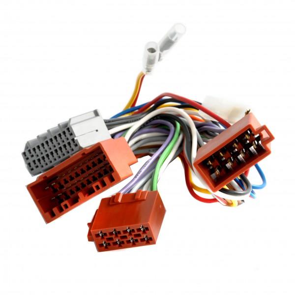 ►ISO2CAR - Radioadapter | Jeep u.a. | AD102◄