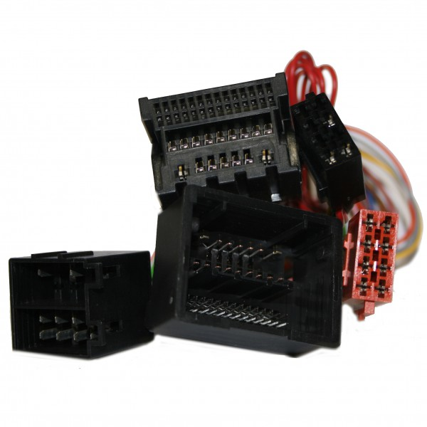 AD-0132  | ISO2CAR Radio-Adapter | für Chevrolet (Daewoo)