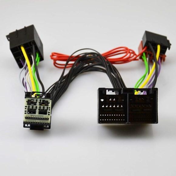AD133 | ISO2CAR Radio-Adapter | für Ford