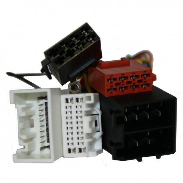 AD-0131 | ISO2CAR Radio-Adapter | für Mitsubishi