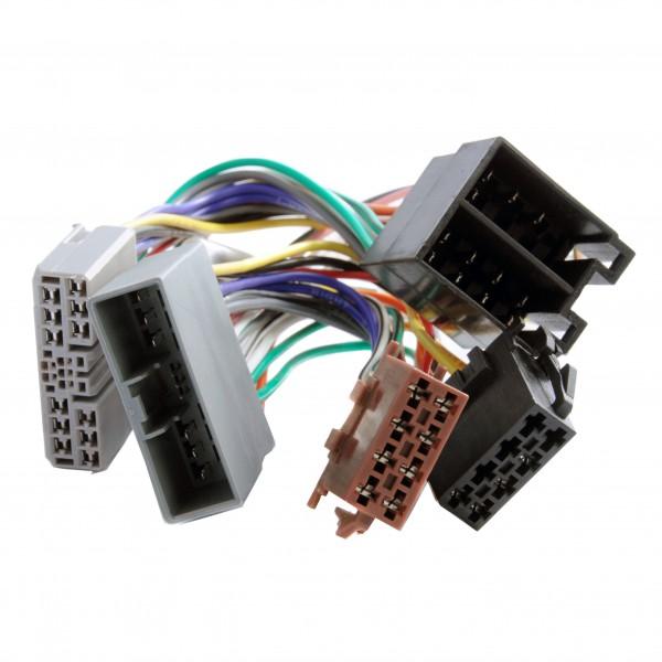 AD-0114B | ISO2CAR Radio-Adapter | für Peugeot