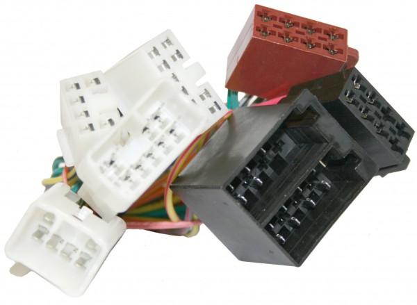 AD-0104B | ISO2CAR Radio-Adapter | für Subaru